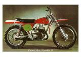 Bultaco Pursang MK4 Motorcycle Giclee Print