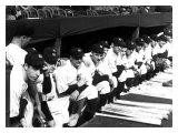 World Series, New York Yankees, c.1937 Giclée-trykk