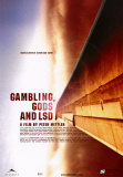 Gambling, Gods and LSD Posters