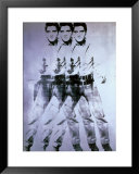 Elvis, 1963 (triple Elvis) Prints by Andy Warhol