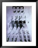 Elvis, 1963 (triple Elvis) Prints by Andy Warhol