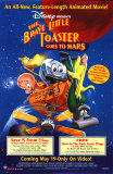 The Brave Little Toaster Goes to Mars Prints