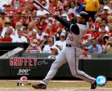 Ken Griffey, Jr. - 500th Home Run Commemorative Photo