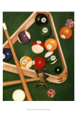 Rack &#39;Em Up II Prints by Jennifer Goldberger