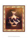 Southwest Pottery II Prints by Chariklia Zarris