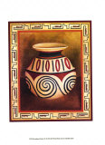 Southwest Pottery IV Prints by Chariklia Zarris