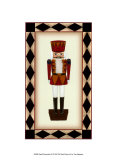 Nutcracker Poster by Tina Kafantaris