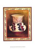 Southwest Pottery III Prints by Chariklia Zarris