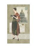 Francais Modes I Posters by Deborah Bookman