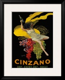Cinzano 1920 Prints by Leonetto Cappiello