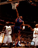 Rasheed Wallace - 2004 NBA Championship Game Action &#169;Photofile Photo