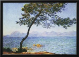 Antibes Poster by Claude Monet