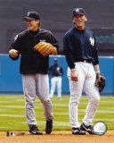 Kaz Matsui & Hideki Matsui - 2004 Group Shot (Subway Series) Photofile Fotografa