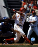 Darin Erstad - 2004 Batting Action Photo
