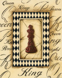 Chess King Prints by Gregory Gorham