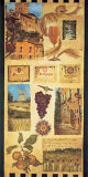 Wine Country II Poster by Elizabeth Jardine