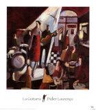 La Guitarra Posters by Didier Lourenco