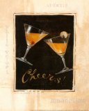 Cheers! I Affiches par Pamela Gladding
