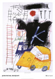 Sans titre Poster par Jean-Michel Basquiat