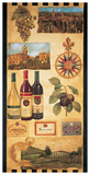 Wine Country I Posters by Elizabeth Jardine