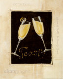 Cheers! II Posters by Pamela Gladding