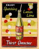 Lima-limón Pósters por Gregory Gorham