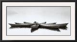 Zen Boats Posters