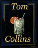 Tom Collins Print by Catherine Jones