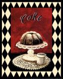 Desserts I Plakater af Gregory Gorham