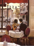 Nach Feierabend Poster von Brent Heighton