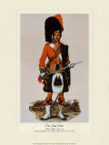 The Black Watch Prints by A. E. Haswell Miller