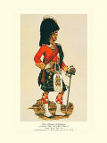 The Seaforth Highlanders Prints by A. E. Haswell Miller