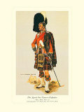 The Queen's Own Cameron Highlanders Prints by A. E. Haswell Miller