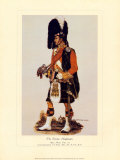 The Gordon Highlanders Posters by A. E. Haswell Miller