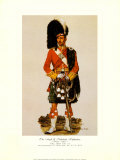 The Argyll and Sutherland Highlanders Posters by A. E. Haswell Miller