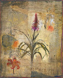 Dans les Jardine II Poster by John Douglas