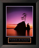 Persistence: Sunset Poster