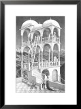 Belvedere Posters by M. C. Escher