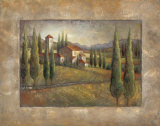 The Tuscan Sun I Poster by Elaine Vollherbst-Lane