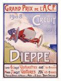 Grand Prix Roadster Giclee Print