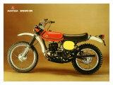 Montesa Enduro 250 Motorcycle Giclee Print