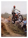 Bultaco Pursang MK4 Motorcross Giclee Print