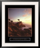 Dedication - Lone Cypress Posters