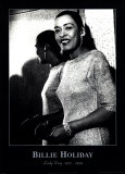 Billie Holiday - Lady Day Pôsters