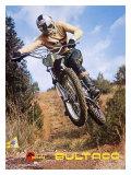 Bultaco Pursang MX Motocross Giclee Print