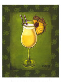 Tropical Cocktail IV Prints by Will Rafuse
