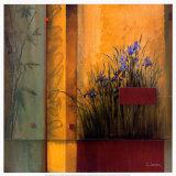 Jardín de terrazo Pósters por Don Li-Leger