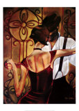 Evening Tango Prints by Trish Biddle