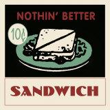 Sandwich Posters