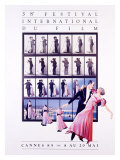 38th Cannes International Film Festival Giclee Print